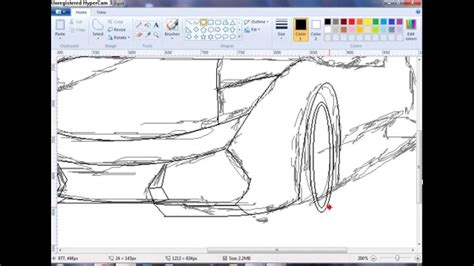 how to draw paint cars books how to draw a car in ms paint windows 7 no speed drawing