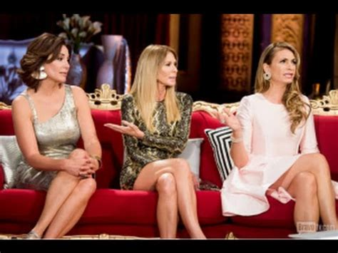 watch next on rhony reunion part ii the real housewives real housewives of new york city after show season 6