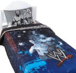 Wwe Twin Comforter Set Wwe Bedding Amp Bedroom Decor