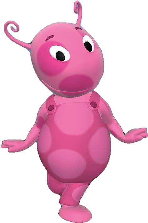 Backyardigans Pink Characters Backyardigans Png S