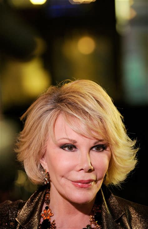 Joan Rivers Hairstyles by More Pics Of Joan Rivers Bob 14 Of 30 Hairstyles