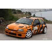 Renault CLIO WILLIAMS / Rally Cars For Sale