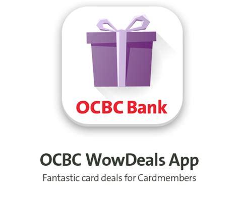 ocbc bank ocbc cards