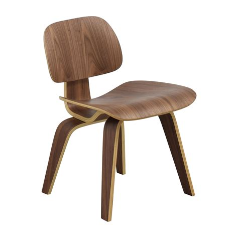 Inmod Chair by 74 Inmod Inmod Plywood Dining Chair With Wood Legs