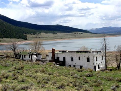 Eagles Nest Nm Cabins by The Mystery Of Eagle Nest Lodge In Eagle Nest New Mexico