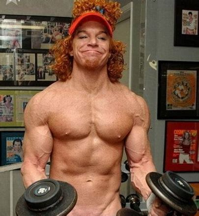 emails reveal comedian carrot top a secret cia experiment