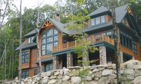 adirondack style home plans