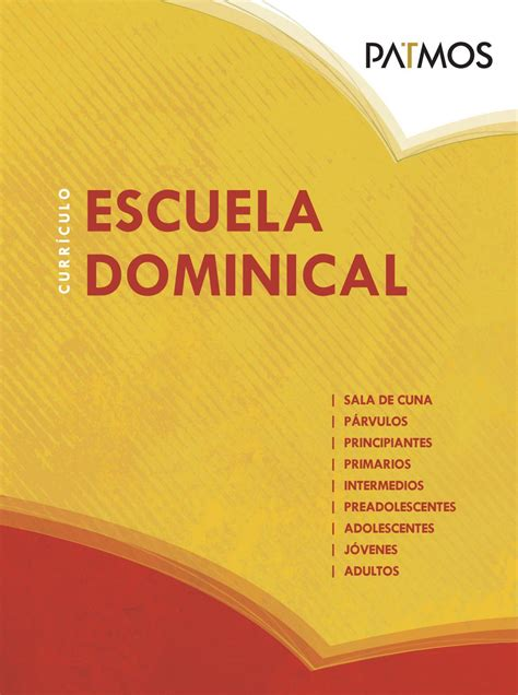 manual para maestros de escuela dominical descargar catalogo de escuela dominical 2017 by editorial patmos issuu