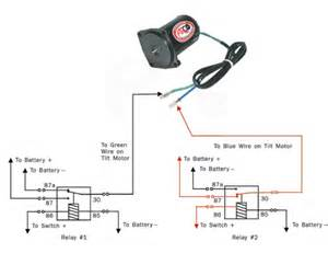 volvo penta tilt trim wiring diagram penta free printable wiring diagrams