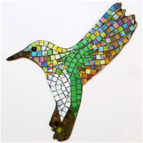 mosaic hummingbird pattern mosaic guys event