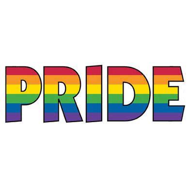 rainbow gay pride sticker gay lesbian decal lgbt