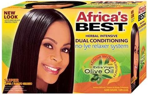 best relaxer for black hair 2015 black africa hair clothing africa s best no lye