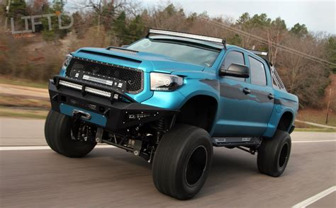 toyota truck lifted new 2015 toyota tundra autos post