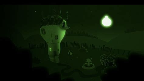 Scare The Light Away shine a light to scare the monsters away bulb boy review