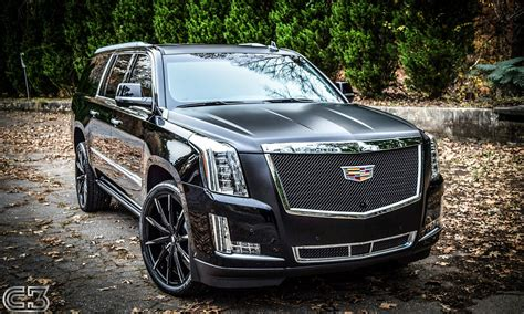 Customized Cadillac Escalade by Customized Cadillac Escalade Unmatched Functionality