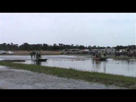 airboat vs car unlimited race car motor airboat final 2 of 2 ground