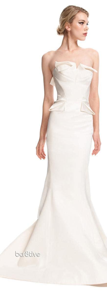 Bridal Fashion Trend: Geometric Wedding Gowns   Arabia