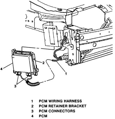 repair guides electronic engine controls powertrain control module pcm autozone com