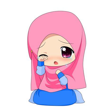 chibi muslimah 3 by taj92 on deviantart