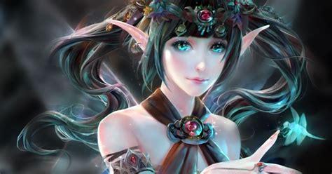 imagenes elfos oscuros elfos