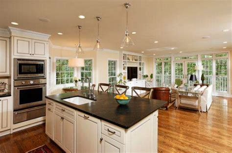 fantastic kitchen designs creating open concept kitchen my kitchen interior