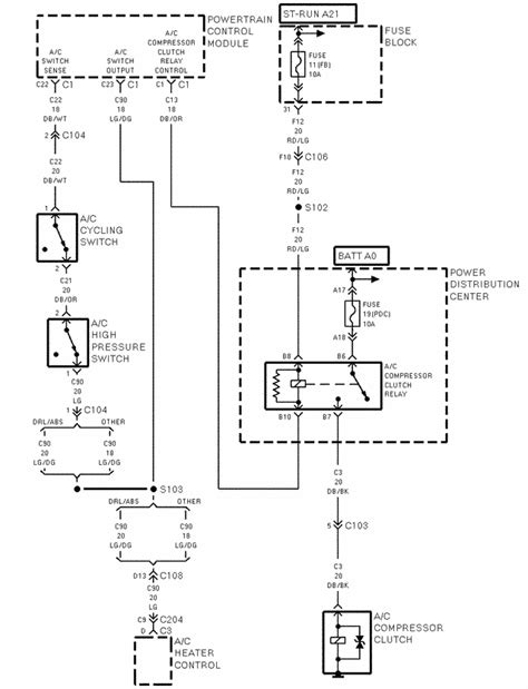wiring diagram 1997 jeep wrangler radio free