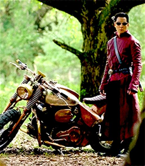 motorcycle from into the badlands into the badlands recap the fort black nerd problems
