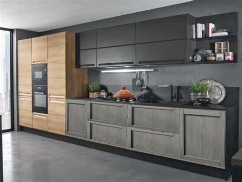 cucine mondo convenienza outlet cucina industriale moderna lineare in offerta convenienza