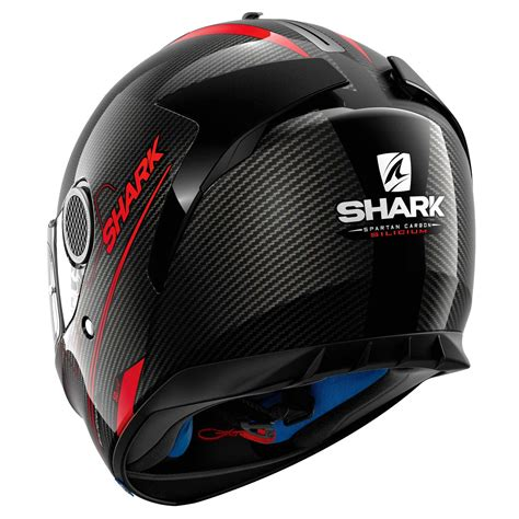 Motorradhelm Shark by Buy Shark Spartan Carbon Silicium Helmet