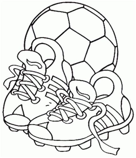 futbol boyama sayfalari