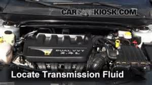 2011 Chrysler 200 Transmission Problems Front Turn Signal Change Chrysler 200 2011 2014 2012