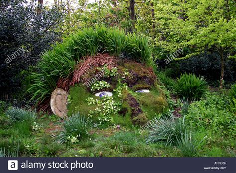 Lost Gardens Of Heligan by The S Mud Sculpture In The Lost Gardens Of