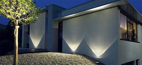 außenbeleuchtung decke aussen design treppe