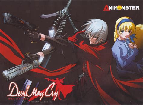 wallpaper anime devil may cry devil may cry anime images devil may cry scan hd