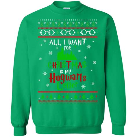 Sweater Hogwarts Harry Potter Navy harry potter sweater all i want is my hogwarts letter