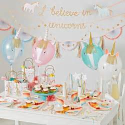 Card Table And Chairs Set Unicorn Party Collection The Land Of Nod