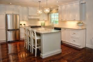 Shaped white kitchen l shaped kitchen with central island design ideas