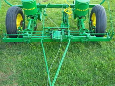 deere 290 corn planter used farm tractors for sale deere 290 corn planter 2008 06 03 tractorshed