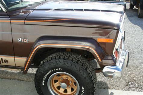 jeep j10 golden eagle 1978 jeep j10 golden eagle for sale photos