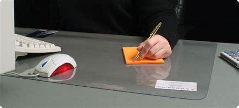 clear counter mats clear desk mats translucent desk pads