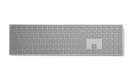 Keyboard Microsoft Surface Simplify The Workspace Microsoft Surface Wireless Bluetooth Keyboard