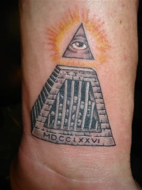 illuminati tattoo designs illuminati tattoos
