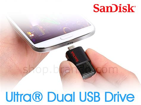 Sandisk Ultra Dual Drive M30 Otg 32gb Up To 150mbs sandisk ultra 174 dual usb drive otg