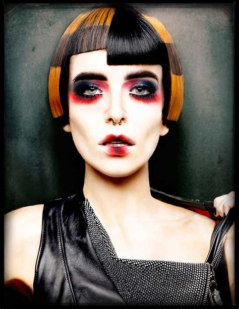 show me murray hair styles aipp awards 2014 2015 best avant garde hairstyles of the