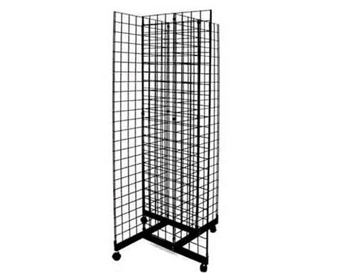 wire spinner rack gridwall rack pinwheel china