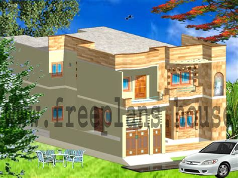 Home Design 2000 Square Feet 35 215 65 feet 211 square meters house plan