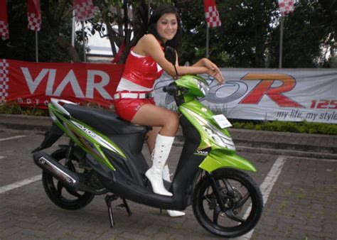 Lu Proji Untuk Motor Bebek spesifikasi viar vior 125 barsaxx speed concept