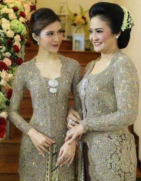model kebaya batik modern  tradisional