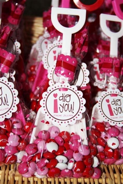 sweet valentines day ideas food for s day treat bag ideas