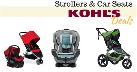 Can You Use Kohl S Cash To Buy Gift Cards - kohl s stroller deals bob britax graco 20 off kohls cash southern savers